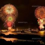 関門海峡花火大会2017の日程と宿泊